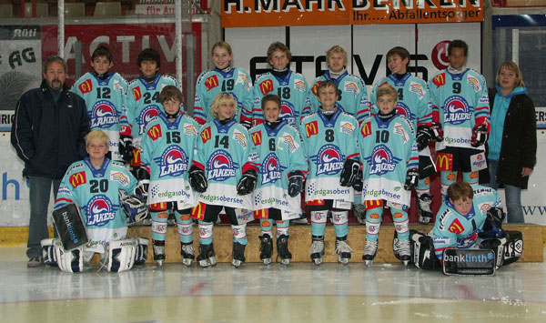 Rapperswil-Jona Lakers Moskito 2005_2006
