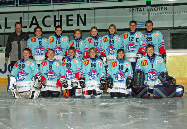 Rapperswil-Jona Lakers Mini 2006_2007