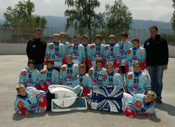 Rapperswil-Jona Lakers Moskito 2007_2008