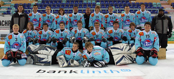 Rapperswil-Jona Lakers Novizen 2008_2009