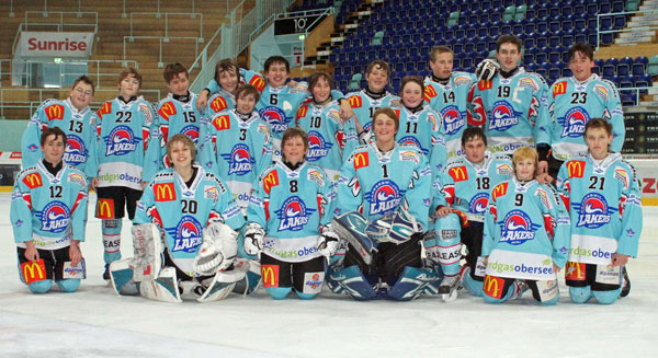 Rapperswil-Jona Lakers Mini 2009_2010