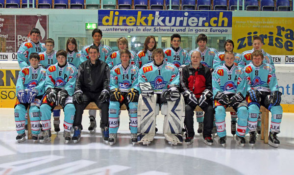 Rapperswil-Jona Lakers Novizen 2009_2010