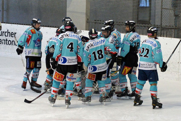 Rapperswil-Jona Lakers Novizen 2010_2011