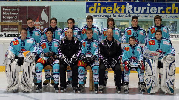 Rapperswil-Jona Lakers Novizen 2011_2012